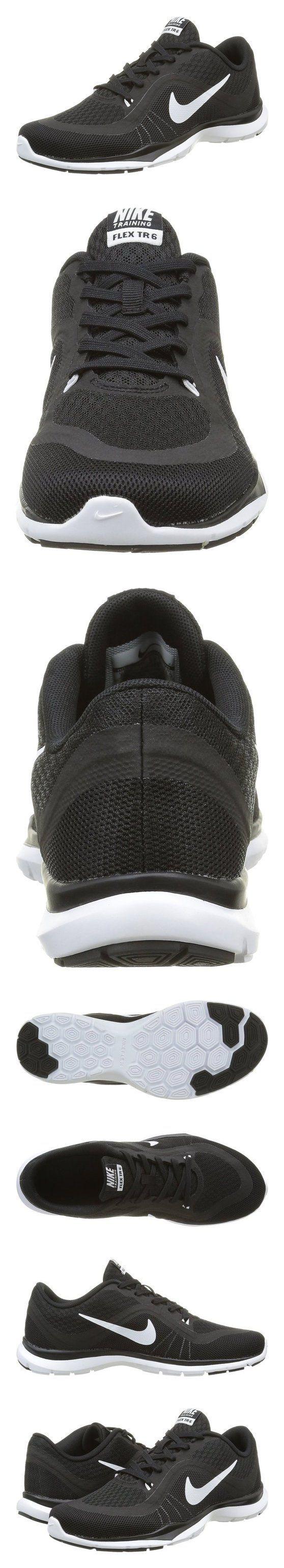 $70 - Nike Women's Flex Trainer 6 Black/White Training Shoe 5.5 #shoes #nike #2011