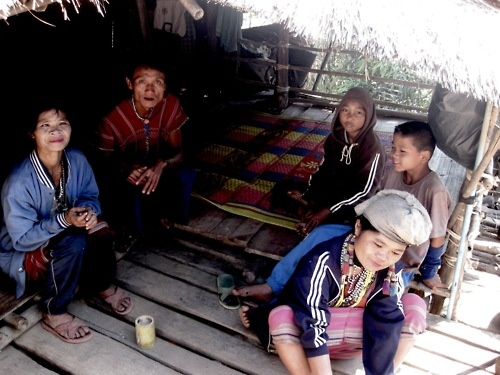 Karen People Thailand