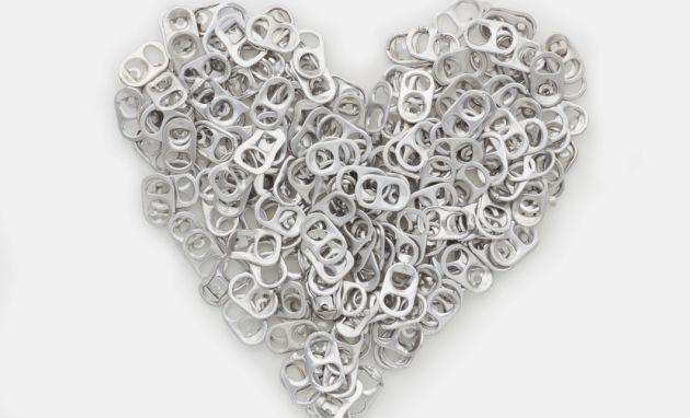 C mo reciclar anillas de latas de refresco - Reciclar latas de refresco ...