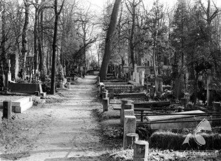 Warsaw Powązki Cemetery