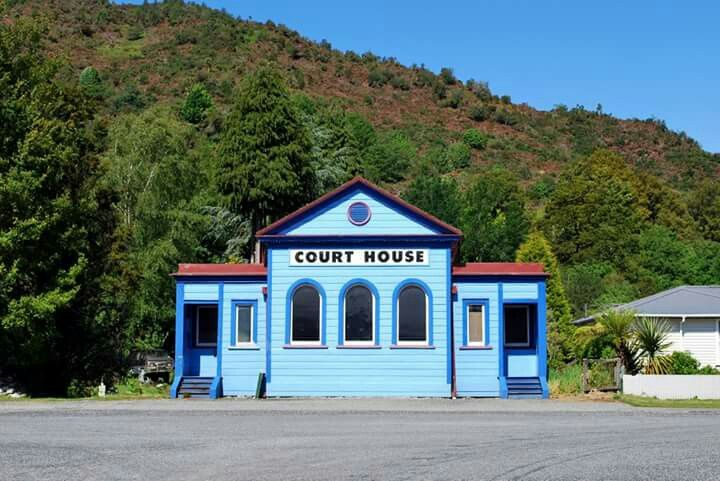 Reefton Courthouse
