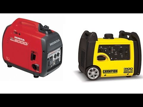 Top 5 Best Portable Generators Reviews In 2016, Best Portable Generator ...