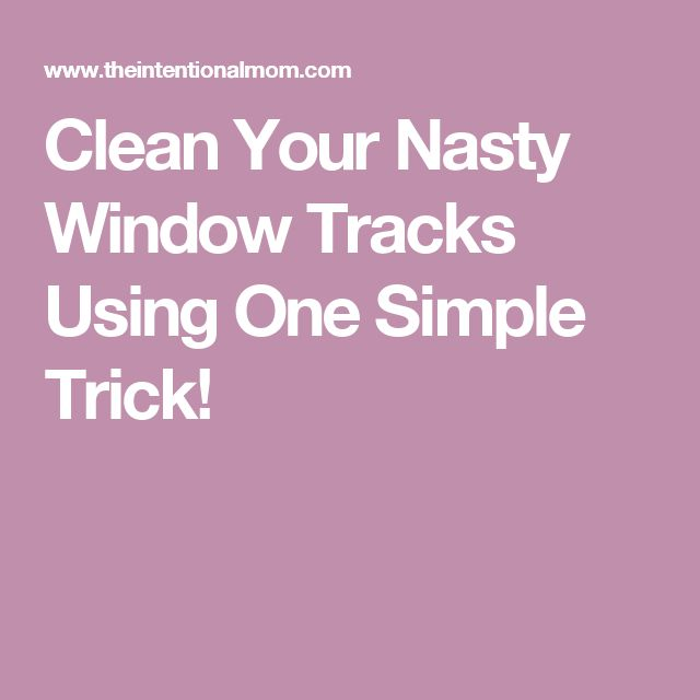tips on how to clean your windows