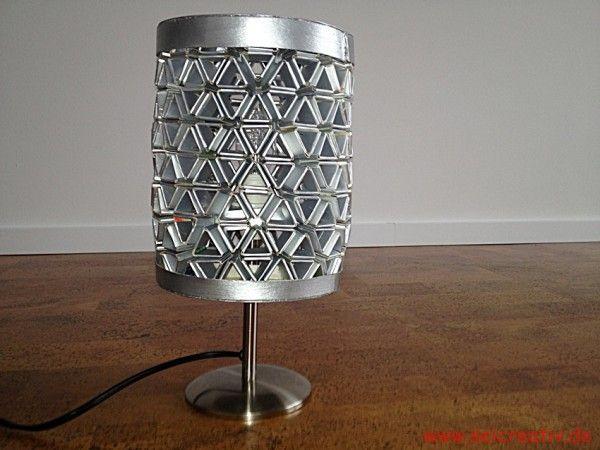 Meine Tetra-Pack-Lampe… oder eine Woche ohne Schla- Tetra Pack Lampe