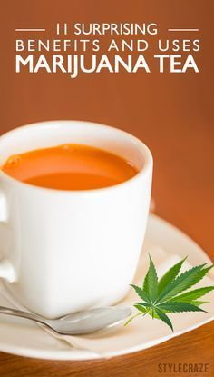 Have you heard the buzz about marijuana tea? It is growing in popularity all over the world because it comes with many health benefits. And if you are wondering how you can make this tea, you have come to the right place!