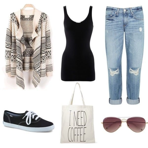 I'm down with any outfit that allows me to wear sneakers & still look cute!