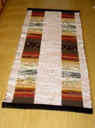 Rostiga mattan dubbelbindning