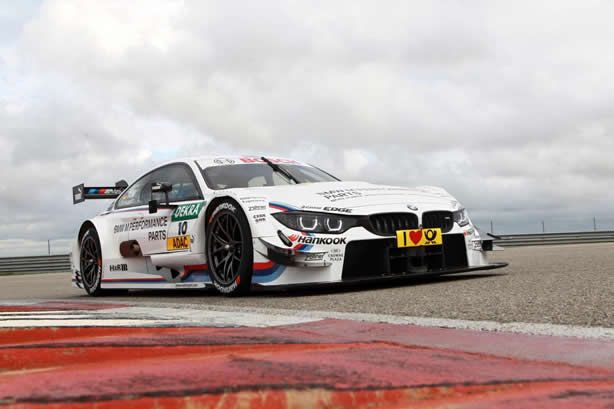 BMW introduces DTM-spec M4 - Speed Carz