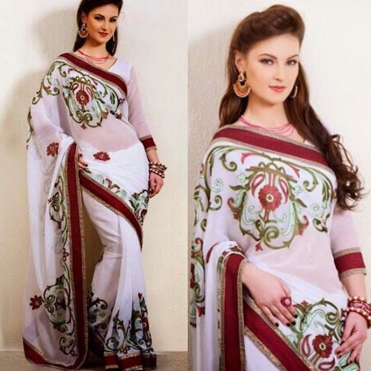 Different Hairstyles for Saree to Look More Attractive