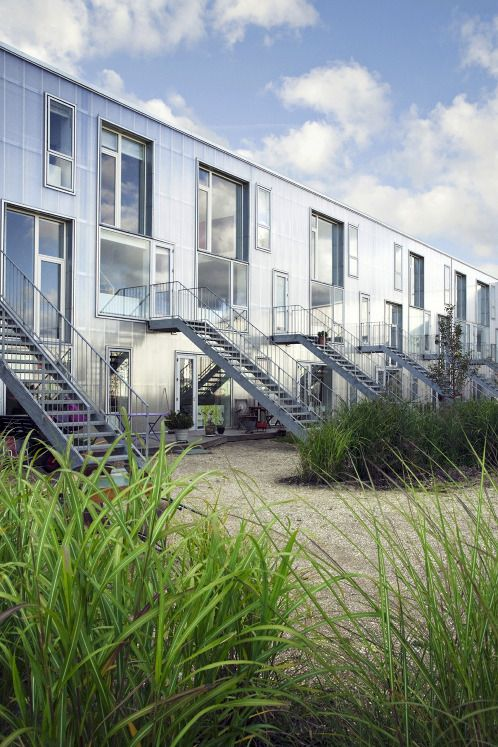dorte mandrup arkitekter - Lange Eng Collective Living / copenhagen / 2009