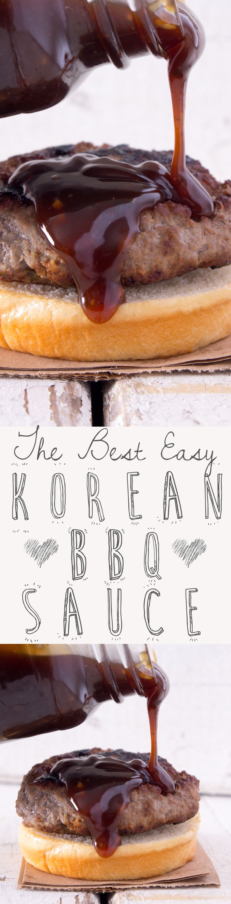 Have you ever tried Korean BBQ Sauce? If you have, then you know how wonderful it is – and if you haven't, you need to make it right now. Literally, right now. It's everything. We've eaten this on pork, chicken, meatballs, burgers – the blend of sweet, savory, salty, tangy, and hot is perfection – did I mention gluten-free, dairy-free, and vegan?