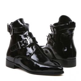 Bla High neck Fancy Flat Ladies Boot ( In 2 Colors) $39.99 at shopswagstore.com #shoes #fashion