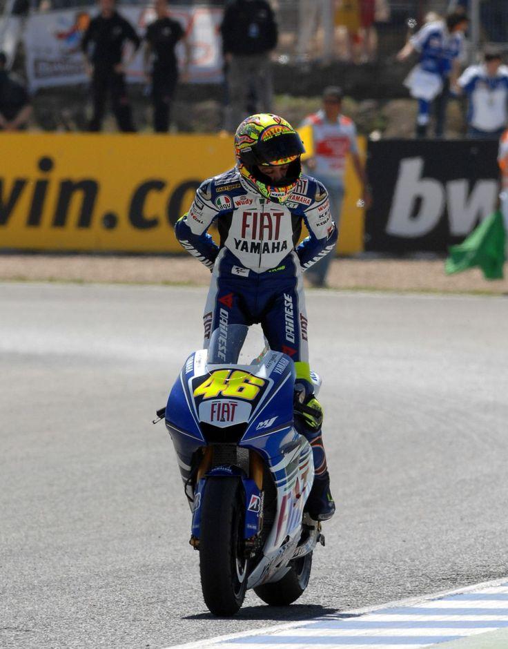 Valentino Rossi Celebration