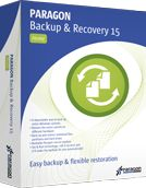 Image of Backup & Recovery 15 Home