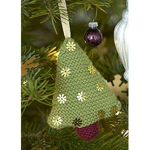 A mini Christmas tree, so nice little decoration