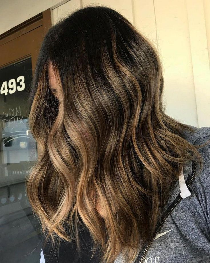Brown hair Color With Highlights for fallfall hair colors ...