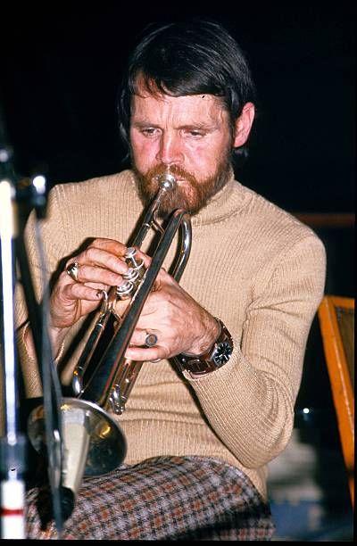 Chet Baker; Musiker, Jazz; USA - Auftritt - 1976