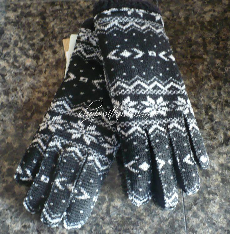 Grandoe's Homespun Gloves. Warm winter gloves.