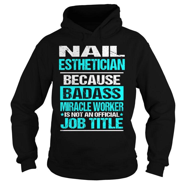 Nail Esthetician