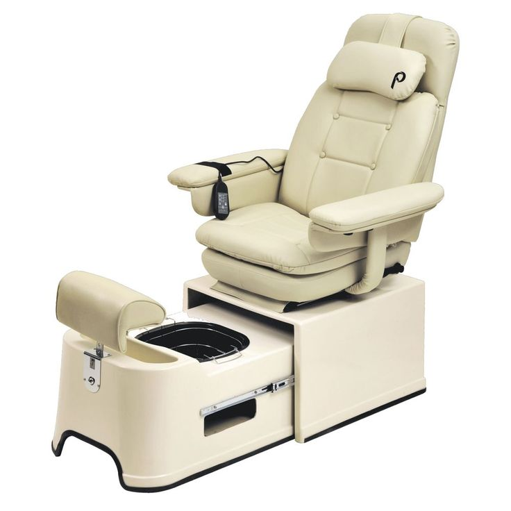 AD- PS92 Pedicure Spa with Footsie Bath is a compact design that is perfect for salons with limited space and there is no plumbing required.