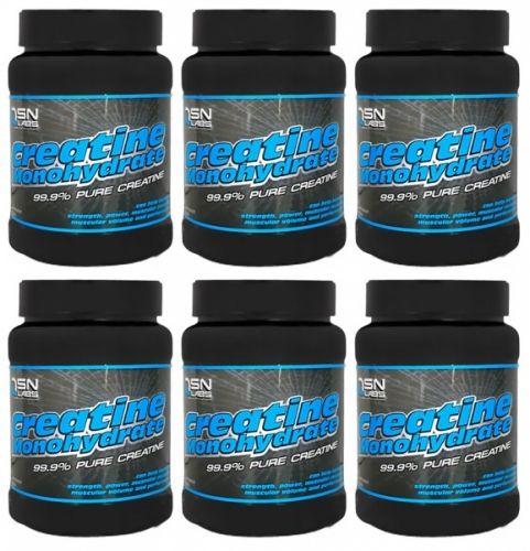 Halv pris når du kjøper denne pakken! 6x500g med rent kreatin monohydrat fra QSN Labs QSN Labs Kreatin monohydrat inneholder kun rent mikronisert kreatin monohydrat av farmasøytisk kvalitet. Kreatin kan hjelpe deg og forbedre musklenes ytelse under høy intensitet aktiviteter som vekttrening, løping og annen aerob eller anaerob trening. QSN Labs bruker bare den høyeste kvalitet, reneste Kreatin tilgjengelig, noe som gir deg den ultimate muskelenergiproduksjonen. QSN Labs mikronisert Kr...