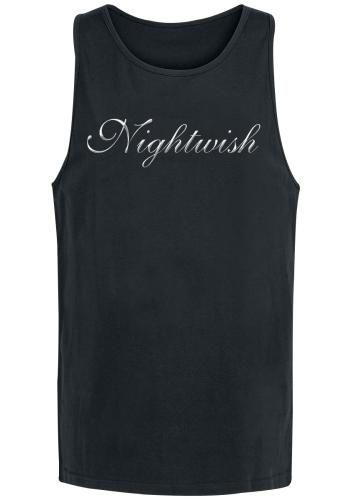Canottiera uomo nera dei #Nightwish.