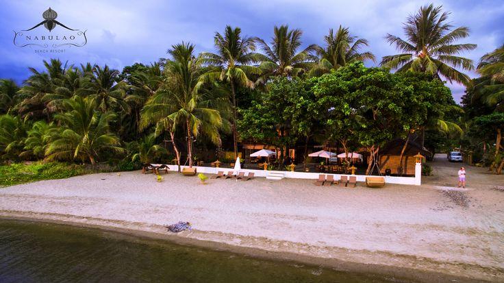 Filmowanie dronem SowiWeb – Nabulao Beach Resort