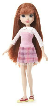 kellan with school outfit and long red hair