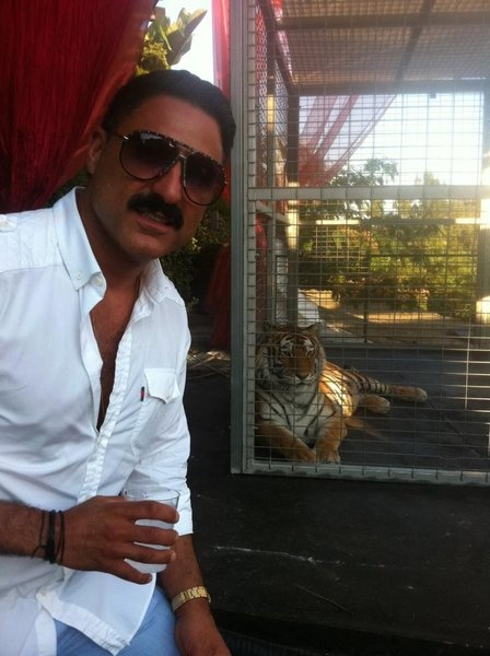 Reza Farahan of Shahs of Sunset