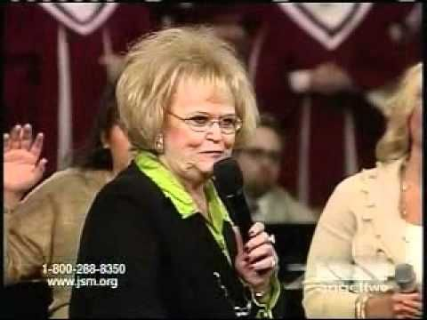 Jimmy swaggart camp meeting singers saving grace