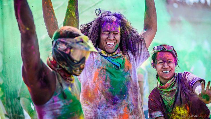 India, Holi o Festa dei colori