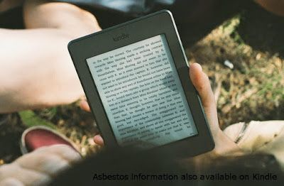 #asbestos kindle e-books, best for someone who want to know about the asbestos material and the dangerous of it.