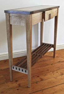 Tall Small Console Table