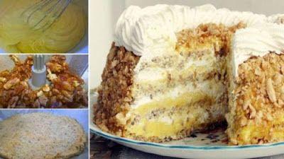 Receptek, és hasznos cikkek oldala: Minden nap ennék ebből a tortából, különleges finomság! Mindamellett, hogy nagyon finom, gyorsan el is készíthető!