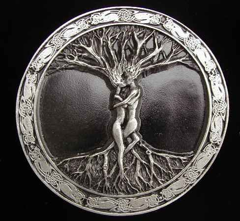 Tree of life. I love the two bodies come together to form one. Google Image Result for http://www.tattoodesigner.net/uploads/1271835087_treeoflife.jpg