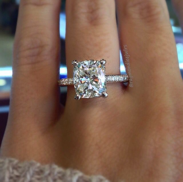 Top 10 Engagement Ring Cuts
