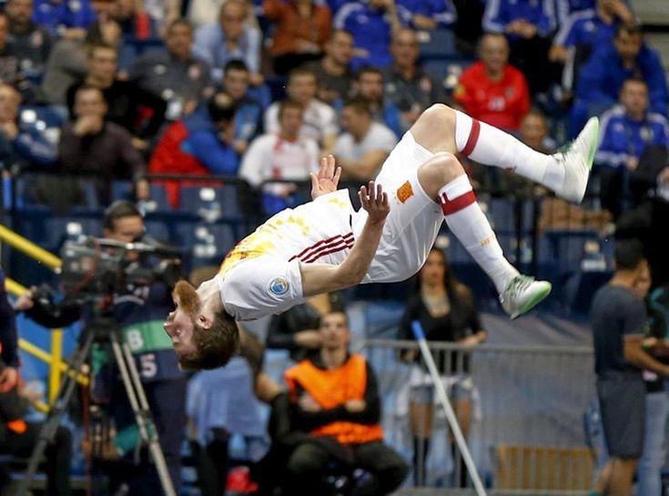 Europeo Fútbol Sala 2016: España recupera el trono europeo   Marca.com