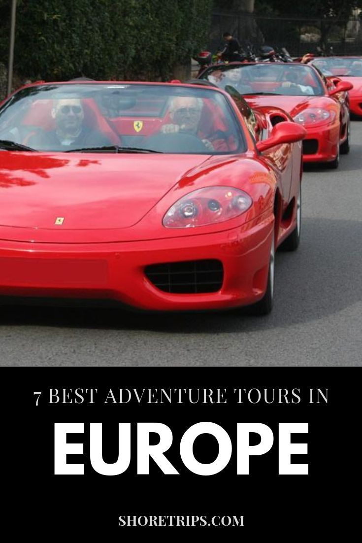 7 Best Adventure Tours In Europe Traveling In Europe Can Check Many Bucket List Items If Your Travel Itinerary I Adventure Tours Traveling By Yourself Tours