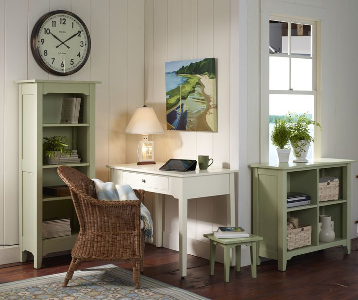 L.L.Bean Painted Cottage Desk