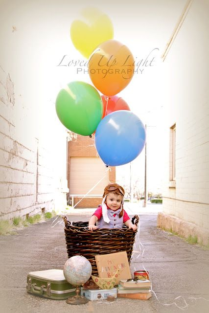 up themed photo shoot Loved Up Light Photography: {Kids}