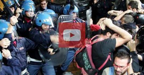 il popolo del blog,: È scoppiata la scintilla a Montecitorio. (VIDEO) |...