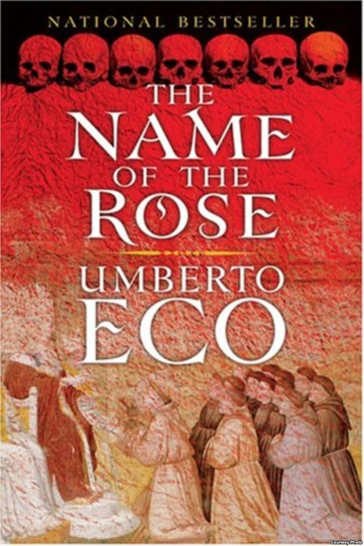 Umberto Eco  The Name Of The Rose