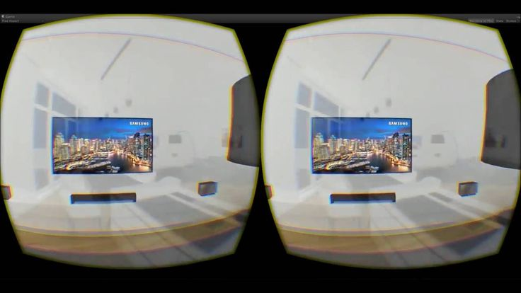 #Apartimentum #VR using #Unity3D