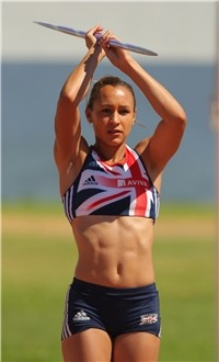 Want abs like Olympics golden girl Jessica Ennis? Try doing her circuit routine #London2012 #TeamGB