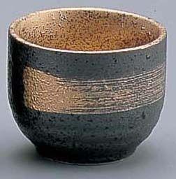 Gold Bristles Sake Guinomi D03-51