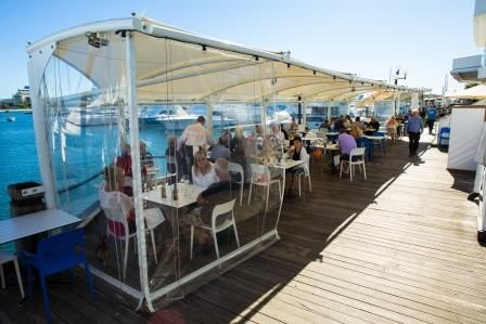 Dine at one of the many restaurants, and enjoy the alfresco atmosphere on the boardwalk whilst overlooking the spectacular Broadwater. www.marinamirage.com.au