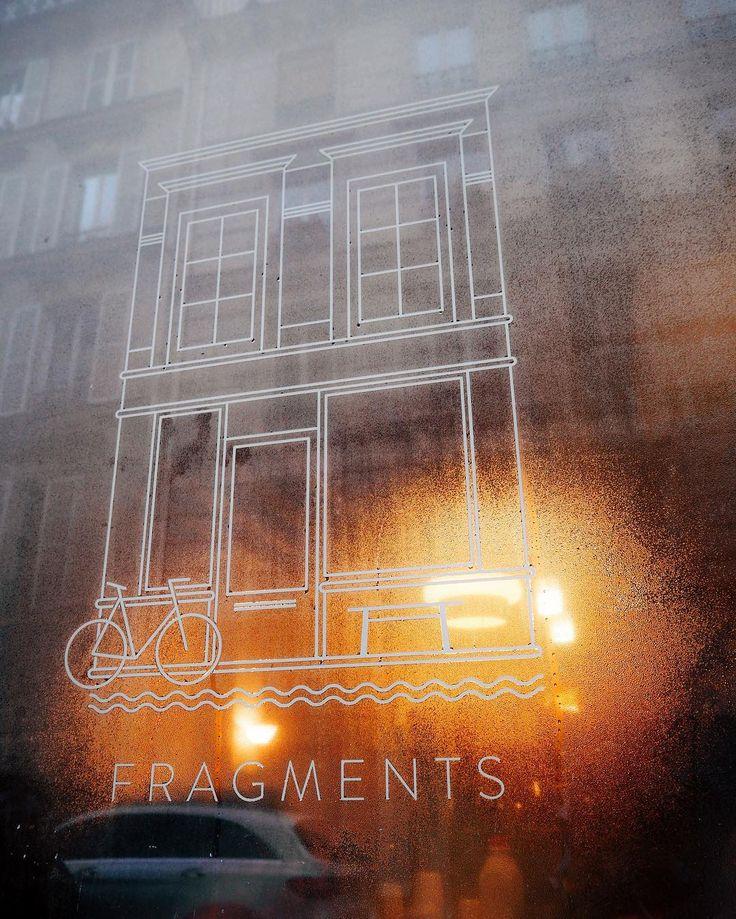 fragments, paris coffee map by instagram.com/larisazz on laraexplores.today