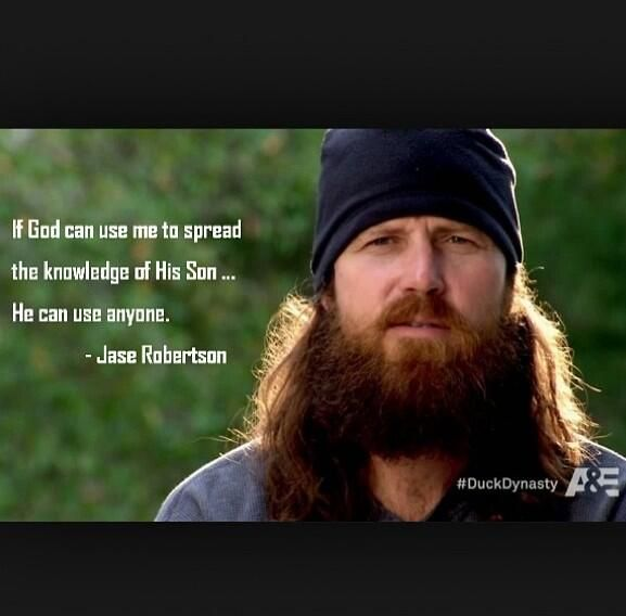Jase Robertson - Duck Dynasty