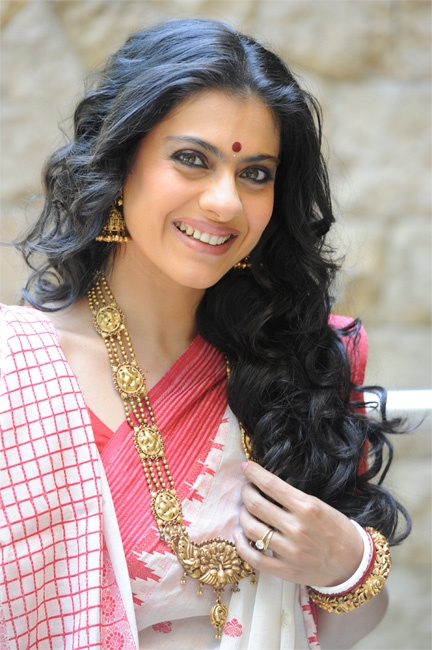 Kajol in Amarpalli Jewelery