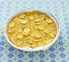 Frittata di ceci e topinambur - Tutte le ricette dalla A alla Z - Cucina Naturale - Ricette, Menu, Diete